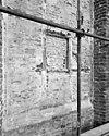 noord-gevel oost-zijde houten raamwerk - grave - 20083667 - rce