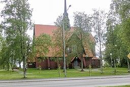 Norsjö kirke