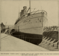 North Land (ship, 1895) in dry dock - Cassier's 1897-01.png