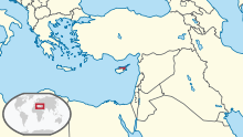 Northern Cyprus in its region (de-facto).svg