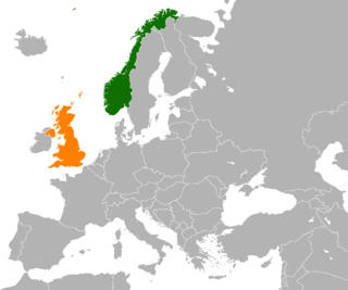 Norway–United Kingdom relations Diplomatic relations between the Kingdom of Norway and the United Kingdom of Great Britain and Northern Ireland