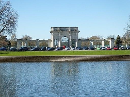 Nottingham War Memorial 0370