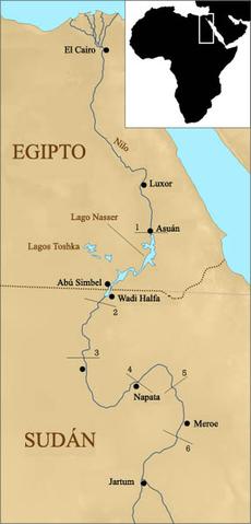 nubia_mapa