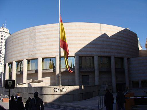 Nuevo Edificio del Senado.001 - Madrid