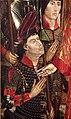 Nuno gonçalves, pannelli di san vincenzo, 1470 ca. 06 l'arcivescovo 6.jpg