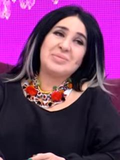 Nur Yerlitaş Turkish fashion designer