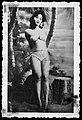 Nurnaningsih in bikini c. 1955 (second copy).jpg