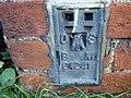 OS Flush Bracket G1241 - geograph.org.uk - 1860015.jpg