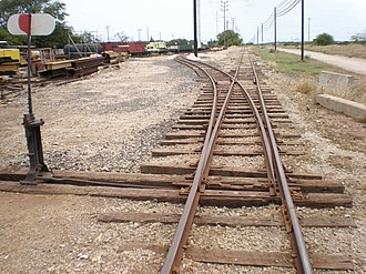 Oahu Railway and Land Company - A portion of the track is preserved