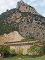 Obarra, exterior del monasterio.jpg
