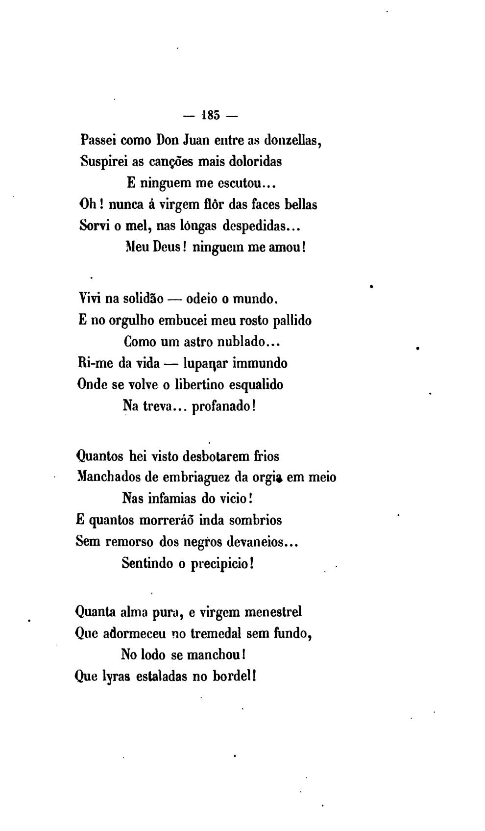 Pagina Obras De Manoel Antonio Alvares De Azevedo V1 Djvu 193