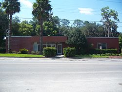 Ocklawaha Post Office