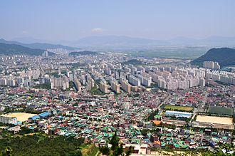 South Gyeongsang Province - Gimhae