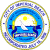 City of Imperial Beach官方圖章