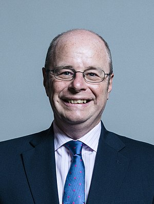Peter Heaton-Jones - Image: Official portrait of Peter Heaton Jones crop 2