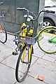 Ofo bicycle with 'Seattle' marker.jpg