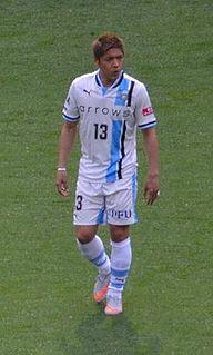Yoshito Ōkubo Japanese footballer