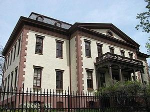 Old Naval Hospital - Image: Old naval hospital