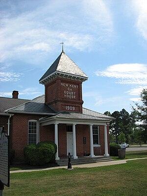 New Kent County, Virginia