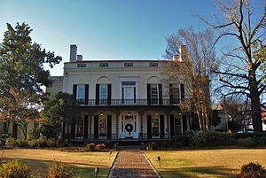 Old Government House (Augusta, Georgia) - Image: Old Richmond County Courthouse, Front
