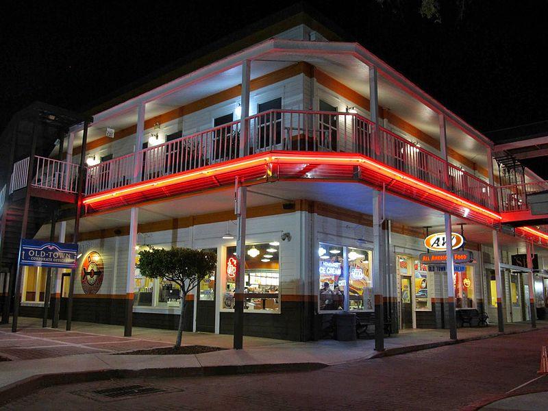 Lugares famosos perto de Orlando