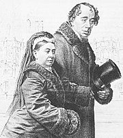 Disraeli and Queen Victoria