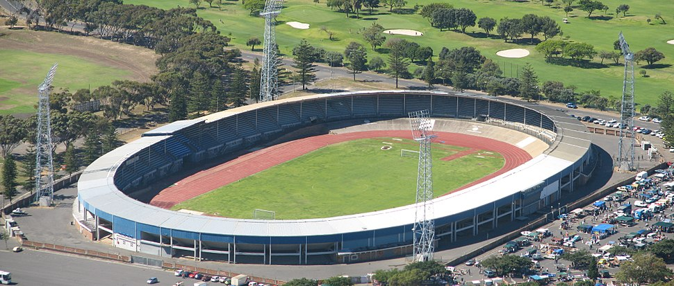 Old greenpoint stadium