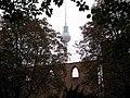 Old monastery and Radio Tower in Berlin - panoramio.jpg