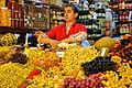 Olive Seller in Market - Tangier - Morocco.jpg
