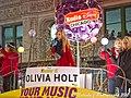 Olivia Holt. Magnificent Mile Lights Festival, Chicago (8206413519).jpg