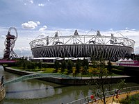 Olympic Stadium, London, 30 юли 2012