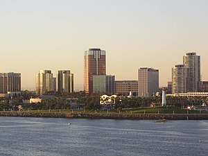 One World Trade Center (Long Beach) - Image: One World Trade Center Long Beach