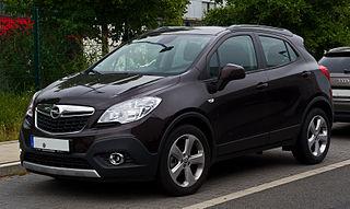 Opel Mokka Crossover SUV