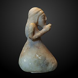 orant statuette