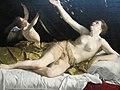 Orazio gentileschi, danae, 1621-22, 02.JPG