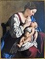 Orazio gentileschi, madonna col bambino, 02.JPG