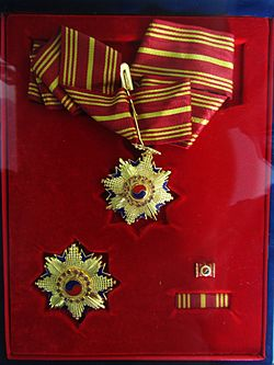 Order of Merit for National Foundation for Chu Fucheng 2013-12.JPG