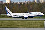 Orenair, VQ-BUE, Boeing 737-8GJ (26076510976) (2).jpg