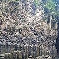 Orgues basaltiques, bras de la Plaine, L'entre-Deux, La Réunion.jpg