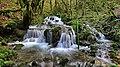 Ornans, cascadelles sur le ruisseau de Chauveroche.jpg