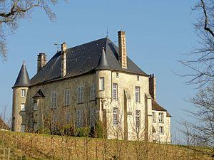 Armand Doria - Château d'Orrouy.