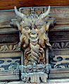 Ortenburg Schloss - Rittersaal 4a Decke Pan.jpg