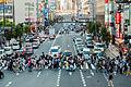 Osaka Umeda crosswalk.jpg