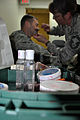 Osan airmen use moulage for wartime scenarios 130213-F-QJ897-002.jpg