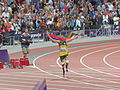 Oscar Pistorius wins the 400m T44 final 3.jpg