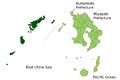Oshima Subprefecture in Kagoshima Prefecture.png