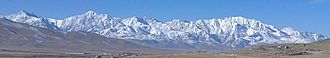 Aligudarz County - Oshtoran Kooh Mountain