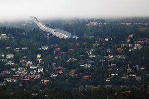 Vestre Aker - Image: Oslo 2010 08 19 0823