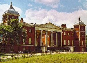 Isleworth - Image: Osterley House, the East Front. geograph.org.uk 122654 crop