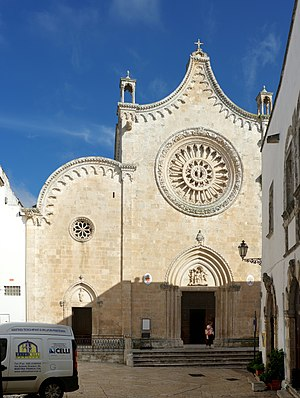 Ostuni - Cathedral.